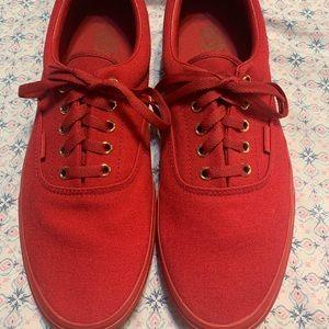 Vans Era gold mono sneaker